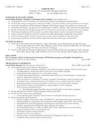 Recent Graduate Resume Summary Examples