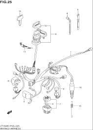 suzuki wiring harness change your idea wiring diagram design • 2003 suzuki lt160 quad runner wiring harness parts best rh bikebandit com suzuki samurai wiring harness suzuki samurai wiring harness