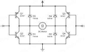 bridge circuit diagram the wiring diagram dc motor driving using h bridge circuit diagram