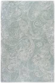 candice olson for surya modern classics can 1952 green area rug