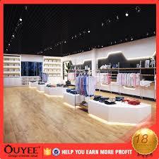 custom display furniture retail. Mdf Wood Custom Men Suit Clothing Store Interior Design Led Light Display Furniture For Cloths Shop Counter Table, View Retail X
