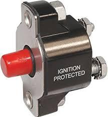 amazon com sierra 18 8220 fuse kit 90 amp automotive blue sea systems medium duty push button circuit breakers