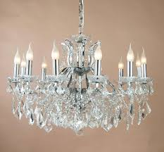 inspiration about fused glass chandelier large bohemian 12 branch crystal chandelier for branch crystal chandelier