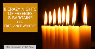 lance writers den archives make a living writing 8 crazy nights of bies bargains for lance writers com