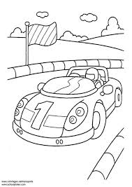 As the world series heads off, we can honor this with some great baseball coloring pages! Coloring Page Sports Car Free Printable Coloring Pages