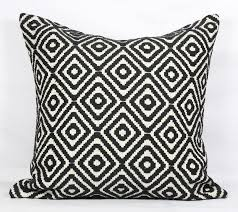24×24 White Pillow Cover