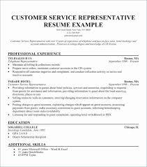 Customer Service Resume Skills Dunferm Line Reign