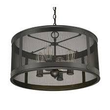 4 light outdoor pendant