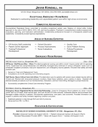 Nurse Resume Template Registered Nurse Resume Examples Luxury Graduate Nurse Resume 78