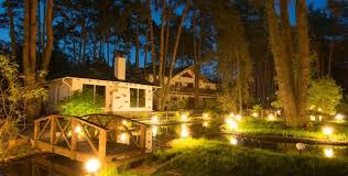 landscape lighting isn t just beautiful it s added security for residential and commercial spaces