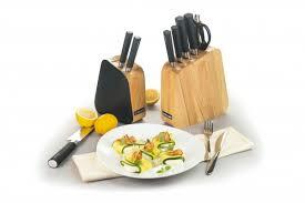 <b>Набор кухонных ножей 4</b> предм. Small Balestra Rondell RD-485
