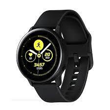 Đồng Hồ Thông Minh Samsung Galaxy Watch Active SM-R500NZKAXXV - Đen