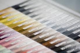 Polychromos Color Chart By Maryjane Fine Art