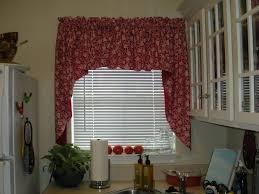 Red Kitchen Curtain Sets Red Kitchen Curtains Fruit Cliff Kitchen