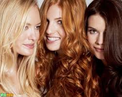 dye your hair naturally red with henna