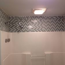 discount bathroom tile. $5 bucks a sheet of glass tile made cheap and great upgrade toy bathroom! discount bathroom
