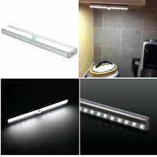 battery powered led lights bar elegant closet closet light motion sensor motion sensor closet light led
