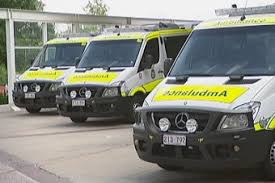 Act Paramedics Report Twice As Many Violent Workplace