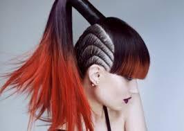 Líčení A Vlasy Christinecz Módní Trendy účesy Líčení