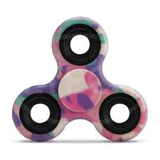 Designs Of Fidget Spinners Details About Printed Design Fidget Spinner Edc031bz Bearings Pocket Toy Kids Adults Add Adhd