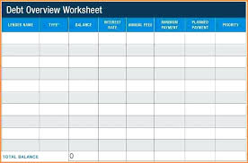 Credit Card Payoff Schedule Credit Card Amortization Spreadsheet Multiple Credit Card Payoff
