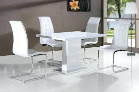 high gloss dining chairs maxi white high gloss dining table dining chairs furniture interiors black high