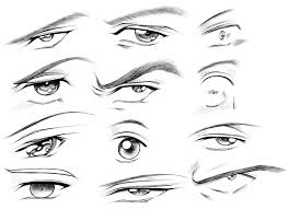 how to draw male anime eyes. Contemporary Draw How To Draw Male Eyes Part 2 U2013 Manga University Campus Store Throughout To Anime I