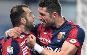 Goran pandev, 37, from north macedonia genoa cfc, since 2015 second striker market value: Pandev Genoa Deserved Inter Win Forza Italian Football
