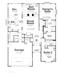 two bedroom house plans for small land two bedroom house plans large garage modern kitchen