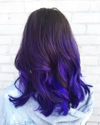 Purple Hair Style 60 trendy ombre hairstyles 2017 brunette blue red purple 3356 by wearticles.com
