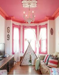 ceiling paint ideasPretty Painted Ceiling Ideas  Decorchick