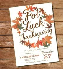 best thanksgiving images on potluck invitation lunch pot wording for work lun