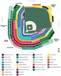 Wrigley Field Seating Chart Prices Cubs Announce Changes To Seat Numbering System New
