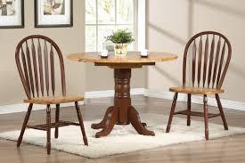 Round Kitchen Table Round Kitchen Table With Leaf Cliff Kitchen