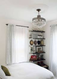 storage ideas for small bedrooms floating wall shelves great storage ideas for small bedrooms in