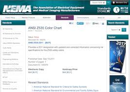 50 Top Ansi Z535 Standards Resources Articles Guides More