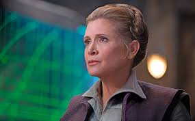 carrie fisher leia force awakens.  Force Star Wars 9 Carrie Fisher Will Appear With Unused Force Awakens Footage   Collider Inside Leia E