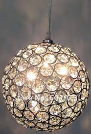 crystal globe light free crystal ball pendant light fantastic classic hot popular globe clarissa