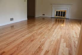 floors after dustless floor refinishing