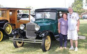 Dearborn Heights couple among those who attended Model A owners rendezvous  | Lifestyles | pressandguide.com