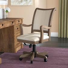 wooden desk chair swivel desk chair off white wooden desk chair