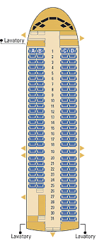 Midwest Airlines Aircraft Seatmaps Airline Seating Maps