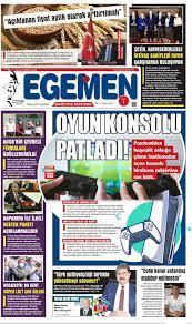 Egemen Gazetesi - OYUN KONSOLU PATLADI! http://www.egemengzt.com/haber-oyun- konsolu-patladI-40210.html