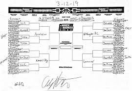The Complete March Madness Field Of 68 Predicted Days Before