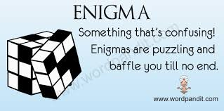 enigma definition words of the day enigma definition
