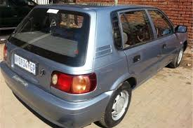 Toyota Tazz 1.3 engine For Sale For R49900 Negotiable Cars for sale ...