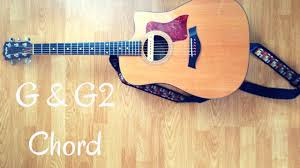 G G2 Chord