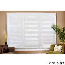Arlo Blinds Faux Wood 50-inch Blinds - Free Shipping Today ...