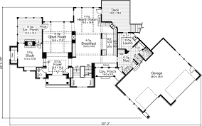 English house plans shocking ideas 15 tudor hill cottage home plan 091d