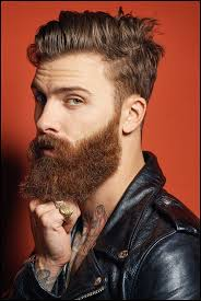 Scruffy Facial Hair Style 2530 best beards and the guys who wear them images 6816 by wearticles.com
